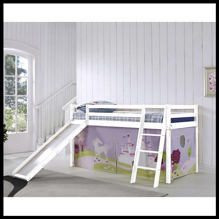 Kaydıraklı çocuk odası takımları