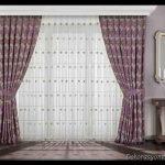 Salon perde tasarımları