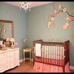 Bebek odası duvar renk kartelası