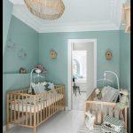 En güzel bebek odası renkleri