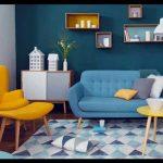 Retro ev dekorasyon örnekleri