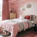 Pudra pembesi yatak odasi ornekleri