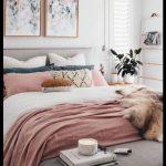 Pudra yatak odası modeleri