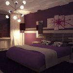 Mor yatak odasi tasarimi nasil olmali