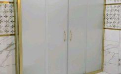 En ucuz buzlu cam mika duşakabin modelleri