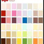 Diyo salon renk kataloğu