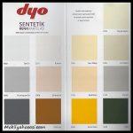 Dyo salon renkleri
