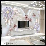 Salon duvar kağıdı desenleri