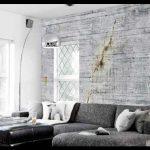 Salon için duvar kağıdı uygulamaları