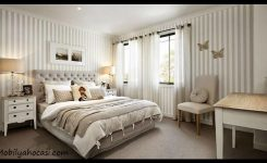Yatak Odası Duvar Kağıdı Modelleri