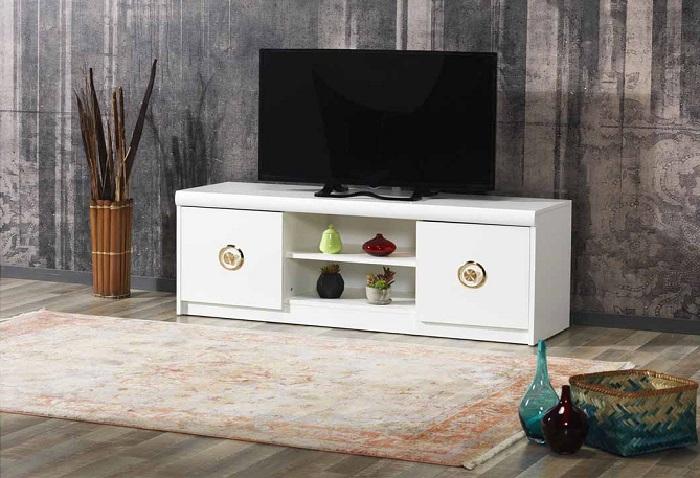 elena ipek mobilya tv duvar ünitesi