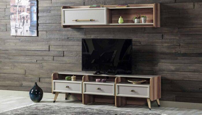 valencia ipek mobilya tv duvar ünitesi
